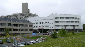 Ninewells Hospital: NHS Tayside has apologised to patients .
