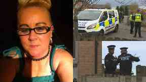 Murder: Jeanna Maher was killed at her home in Drumchapel.