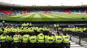 Hampden: Talks have begun over changing the fixtures.