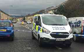 Death probe: Carmuirs Avenue.