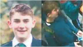 Missing: Liam was last seen in Aberdeen.
