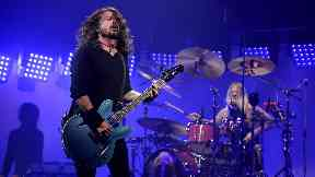 Foo Fighters: They will perform on Saturday, August 17.