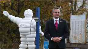 Michelin: Will work with government.
