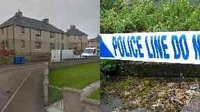 Thurso: Man found dead in house.