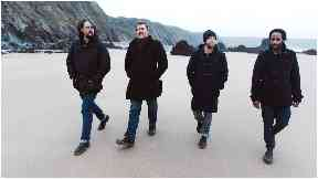 Elbow: The band will headline the Thursday night.