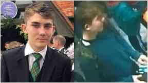 Missing: Liam Smith.