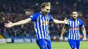 Stewart impressed on loan at  Kilmarnock.