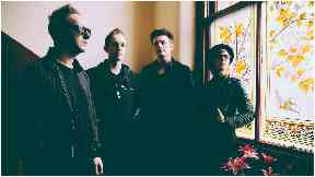 Glasvegas: The indie-rockers will make their debut at the festival.