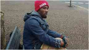 Missing: Benjamin Anum was last seen on Christmas Eve.
