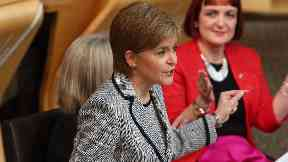 Salmond row: Sturgeon will make a referral to the panel of independent advisers on the Ministerial Code.