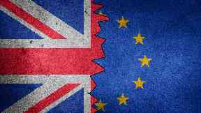 Brexit: Stockpiling boost to economy.