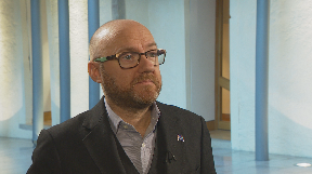 Greens: Harvie to slam other parties' commitment to climate.