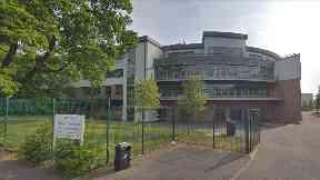 Edinburgh: Holy Rood High School.