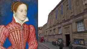 Edinburgh: The National Library of Scotland will put items on display.