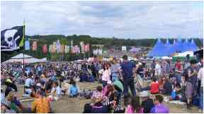 Bestival: Takes place on the Lulworth Estate in Dorset.