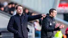 Neilson was critical of the referee.