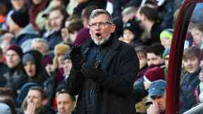 Levein may be without Smith for six weeks.