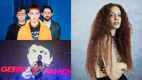 Superstars: Years & Years, Gerry Cinnamon and Jess Glynne.