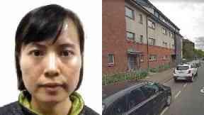 Missing: Pin Yun Lin was last seen in Glasgow.