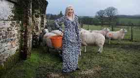 Inspirational: Leading designer Iona Crawford.