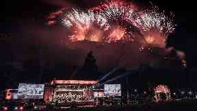 Edinburgh: The festival will take place in August.