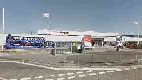 Aberdeen airport: Planned strike suspended.