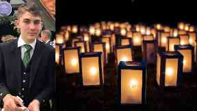 Vigil:  Candles will light up Aberdeen's Broad Street on Saturday.