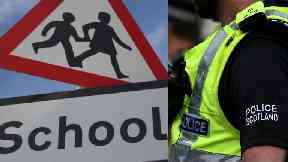 School: Police were called to the primary.
