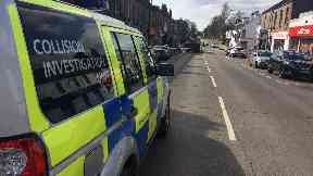 Fatal: The incident happened in East Main Street, Broxburn.