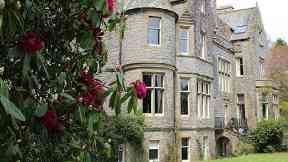 Castle: The property was valued at up to £2.5m.