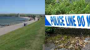 Two women die after being pulled from sea at beach