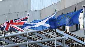 More than eight in ten Scots 'worried about leaving EU'