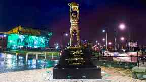 A statue was erected in Billy McNeill's honour in 2015.