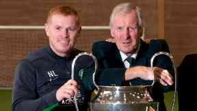 Neil Lennon: Inspired by Billy McNeil.