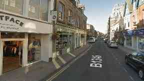 North Berwick: The man was assaulted in the High Street.