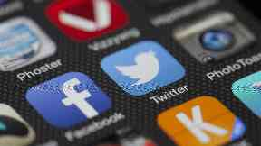 Social media: Funding announced.
