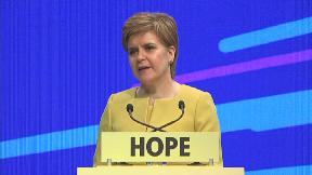 Nicola Sturgeon: I am declaring a climate emergency.