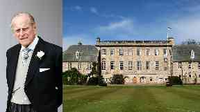 Financial support:  Prince Philip Gordonstoun Foundation.