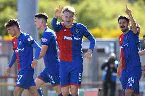 Play-off: Inverness will play Dundee United.