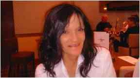 Karen died in February.