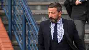 Aberdeen director claims McInnes would reject Scotland job