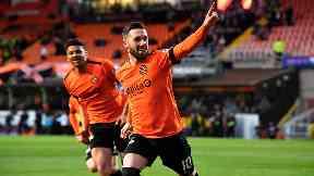 Nicky Clark: He scored a penalty in the win.