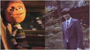 Model Childhood: The film uses animation to recreate key moments.