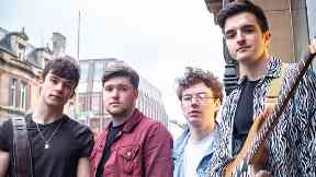 Scots group off to New York for battle of the bands final