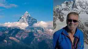Tribute: Martin Moran was a respected climber.