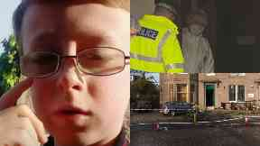 Kane Morris: The 10-year-old was stabbed to death.