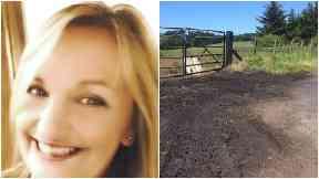 Car blaze death: Ann Drummond.