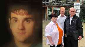Campaign: The family of Kevin Mcleod believe he was murdered.