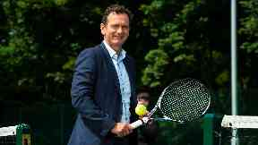 Blane Dodds has big plans for tennis in Scotland.