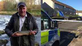 Man murdered on doorstep after row with two brothers